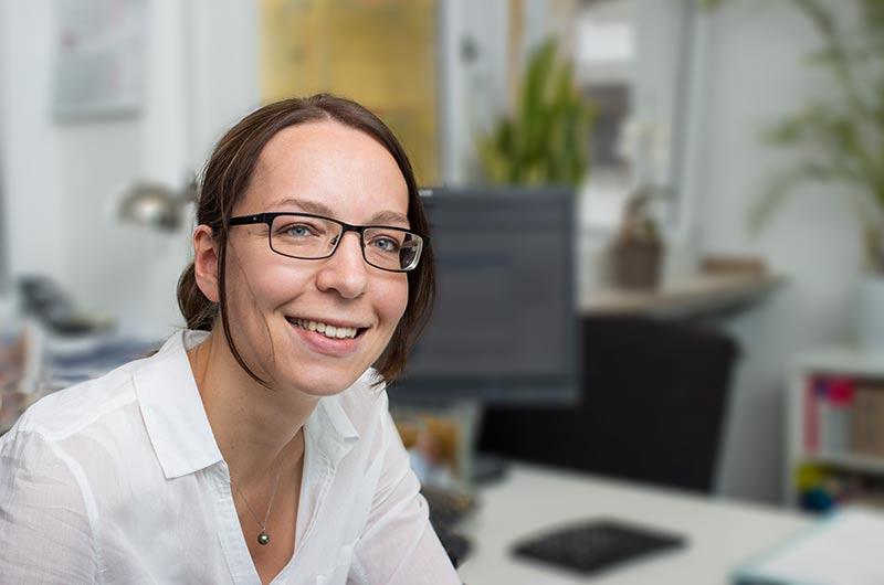 Porträt von Rechtsanwältin Clara Sachnik