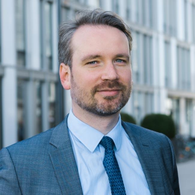 Porträt von Rechtsanwalt Daniel Stebahne